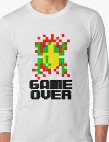 Frogger - Game Over Long Sleeve T-Shirt