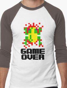 Frogger - Game Over Men's Baseball ¾ T-Shirt