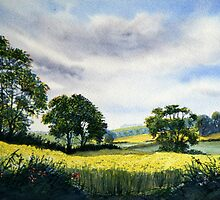 From Woldgate - Late Spring by Glenn Marshall
