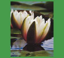 Water Lilies Kids Tee