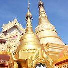 Pagoda by BengLim
