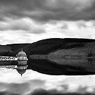 Long Exposure, The Talla Reservoir,  Scottish Borders by Iain MacLean