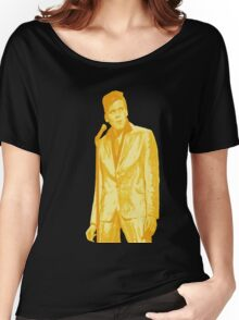 Billy Fury GOLD Women's Relaxed Fit T-Shirt
