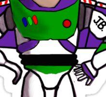 I'll Be Your Buzz Lightyear Sticker
