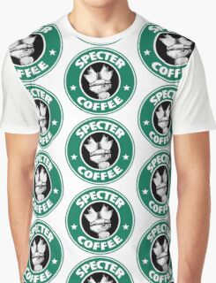 Specter Coffee Graphic T-Shirt
