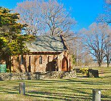 Gostwyck Chapel by Penny Smith