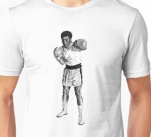 Boxing Champ M. Ali. Rumble in the Jungle Unisex T-Shirt