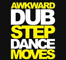 Awkward Dubstep Dance Moves (yellow/white) T-Shirt
