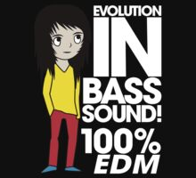 Evolution In Bass Sound 100%  by DropBass