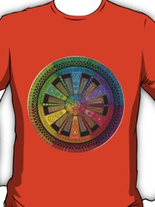 Mandala 43 T-Shirts & Hoodies T-Shirt