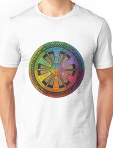 Mandala 43 T-Shirts & Hoodies Unisex T-Shirt