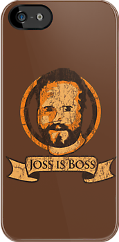 Joss Is Boss by Stixanimated