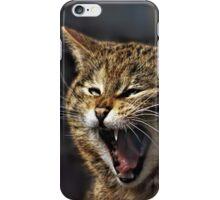 Scottish Wildcat iPhone Case/Skin
