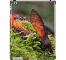 Sycamore helicopters iPad Case/Skin