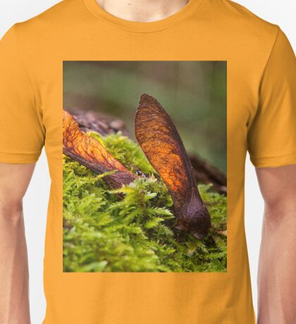 Sycamore helicopters Unisex T-Shirt