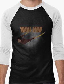 Iroh Man Men's Baseball ¾ T-Shirt