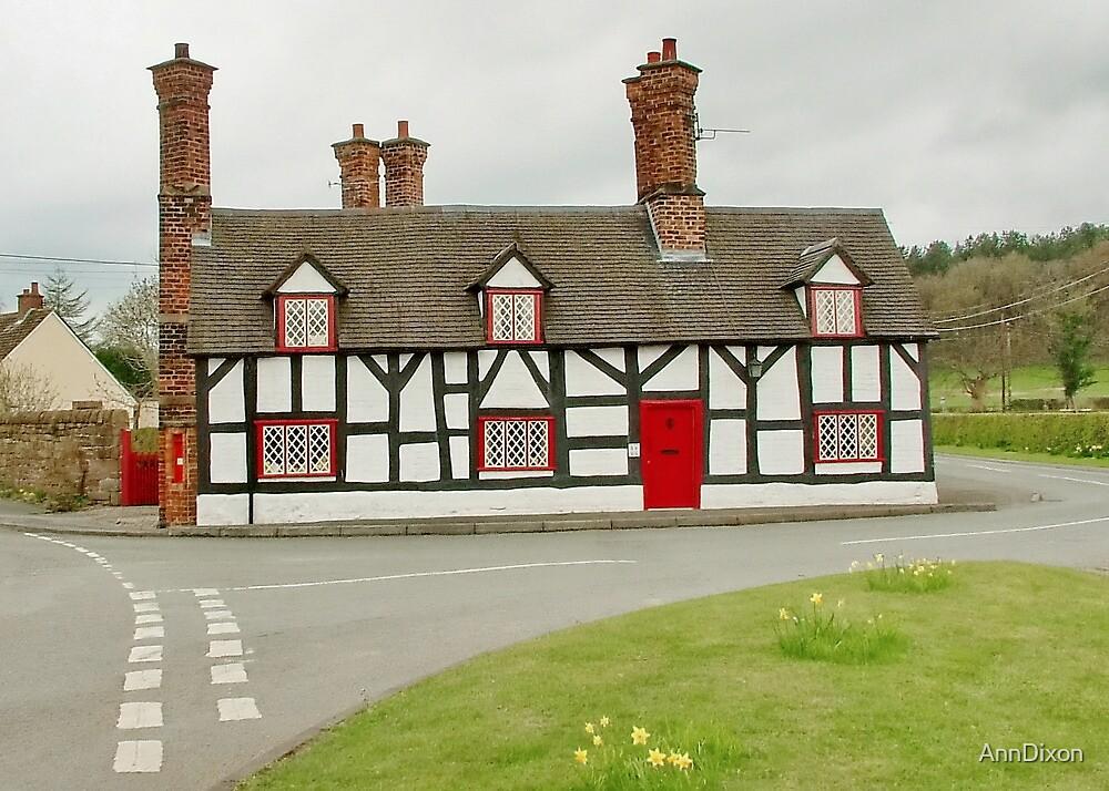 Beeston Cottage, Cheshire by AnnDixon