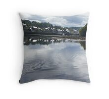 Donegal, Ramelton Throw Pillow