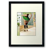 Every Woman's Dream Framed Print