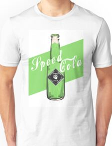 Speed Cola - Poster Unisex T-Shirt
