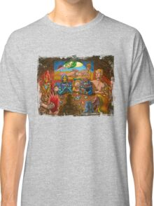 Toys Playing Uno Classic T-Shirt
