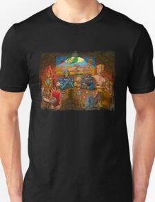Toys Playing Uno T-Shirt