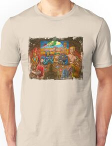 Toys Playing Uno Unisex T-Shirt