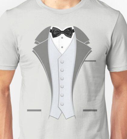 Tuxedo Grey Unisex T-Shirt