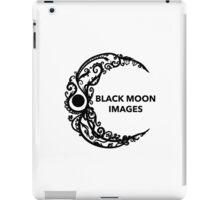 black moon images black iPad Case/Skin