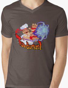 Turducken! Mens V-Neck T-Shirt