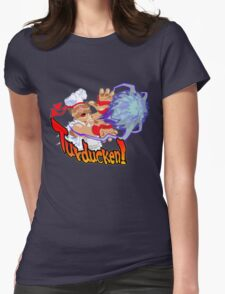Turducken! Womens Fitted T-Shirt