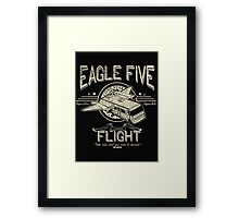 EAGLE FIVE BY: REVISION APPAREL™ Framed Print