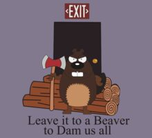 Dam beaver T-Shirt