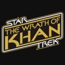 Khan Strikes Back by justinglen75