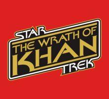 Khan Strikes Back Kids Clothes