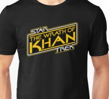 Khan Strikes Back Unisex T-Shirt
