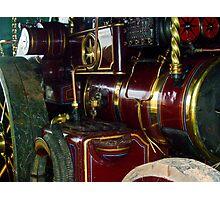 Classic Steam Photographic Print