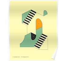 EMERGENCY EXITS (9) Poster
