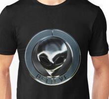 Metal Alien Head 05 Unisex T-Shirt