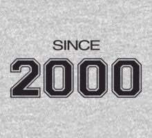 Since 2000 Kids Clothes
