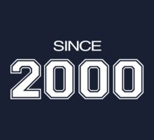 Since 2000 Kids Clothes