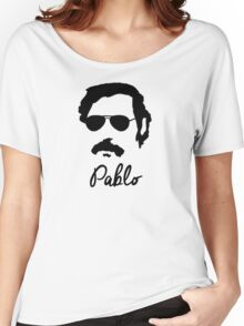 Pablo Escobar Sunglasses Women's Relaxed Fit T-Shirt