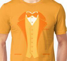 Tuxedo Orange Unisex T-Shirt