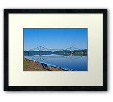 Restigouche River  Framed Print