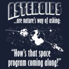 Asteroids! by boltage69