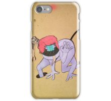 Bansky Bowie iPhone Case/Skin