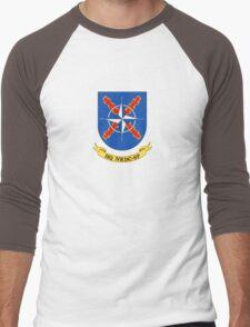 NATO Rapid Deployable Spanish Corps Men's Baseball ¾ T-Shirt