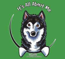 Alaskan Malamute :: It's All About Me Kids Clothes