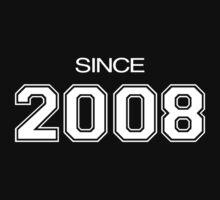 Since 2008 Kids Tee