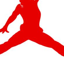 Air Jackson Sticker